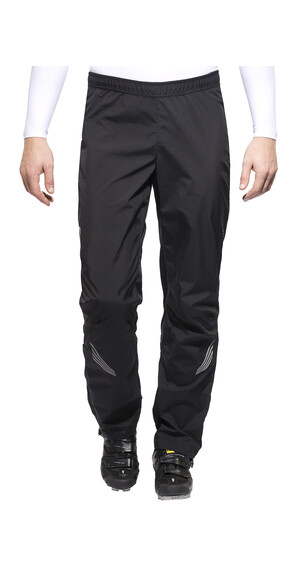 ELEMENT WS AS - Pantalones hombre - negro